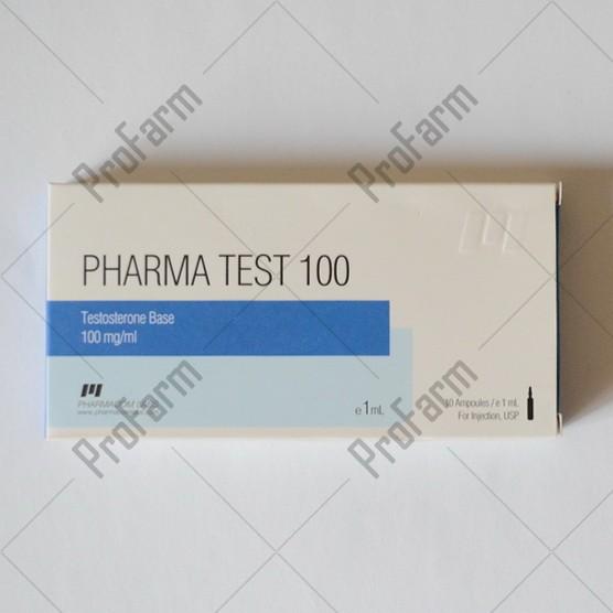 Pharma Test 100, 100mg/ml - цена за 1 ампулу.