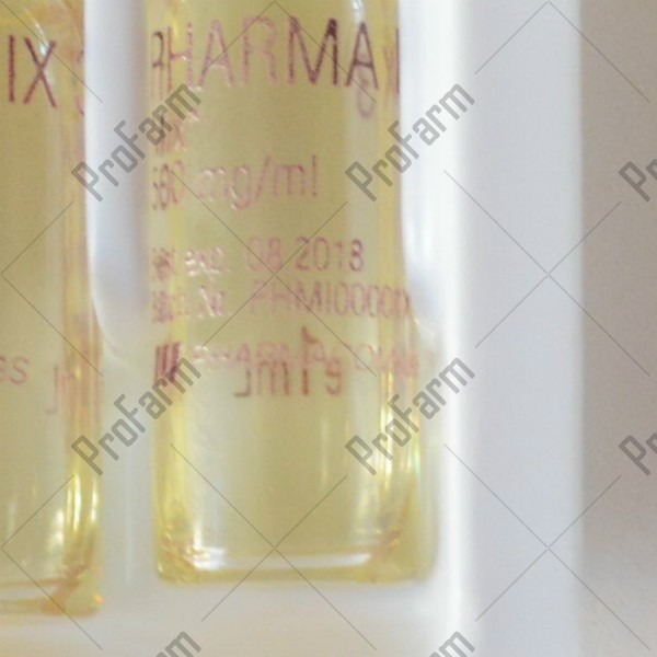Pharma Mix3, 500mg/ml - цена за 1 ампулу.