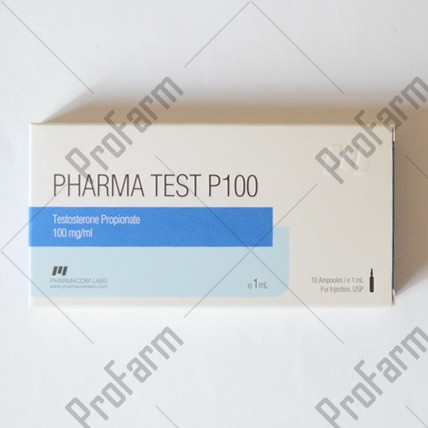 Pharma Test P100, 100mg/ml - цена за 1 ампулу.