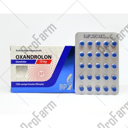 Oxandrolone 10мг\таб. - цена за 1 пластину 25 таб.(НОВЫЕ БЛИСТЕРЫ)