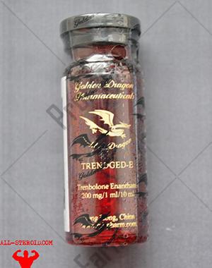 Trenoged-E 200мг\мл - цена за 10мл.