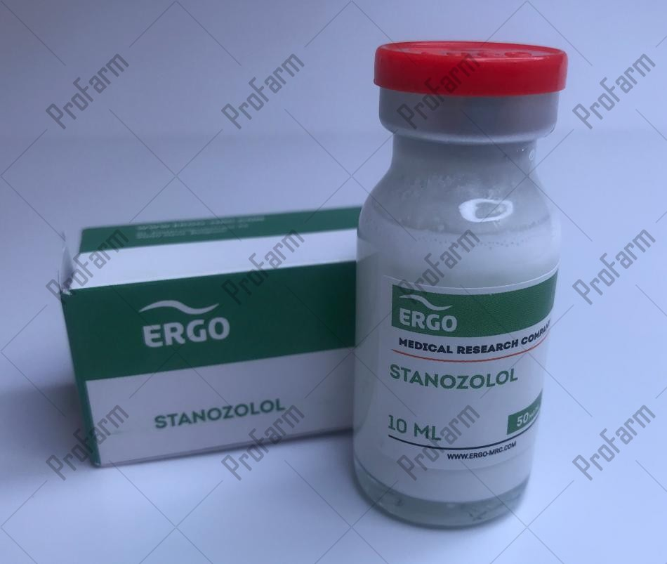 ERGO WINSTROL 50MG/ML - ЦЕНА ЗА 10МЛ