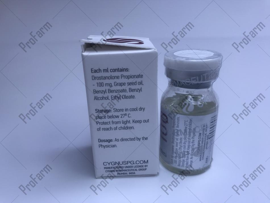 CYGNUS MASTERONE 100MG/ML - ЦЕНА ЗА 10МЛ
