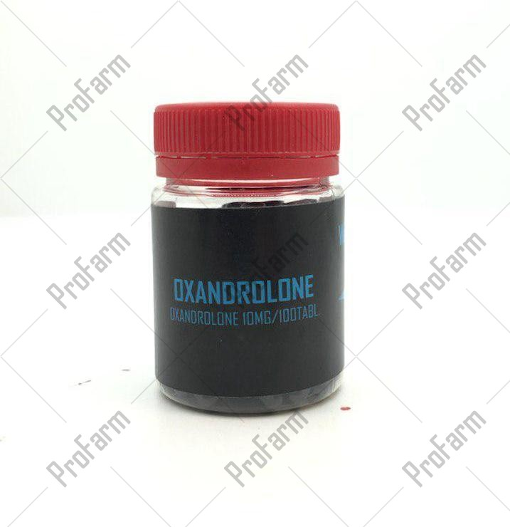 Oxandrolone: что это?