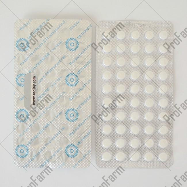 Methandienone 12мг/таб - цена за 100 таб.