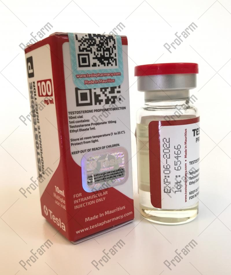Testosterone P100 100MG/ML - ЦЕНА ЗА 10 МЛ