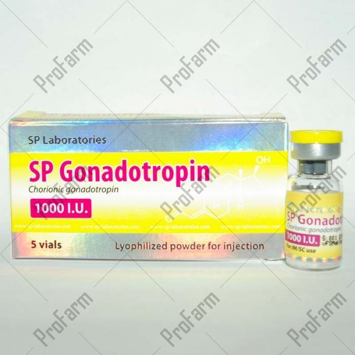 SP GONADOTROPIN 1000IU/VIAL - ЦЕНА ЗА 1 АМПУЛУ (1000ЕД)
