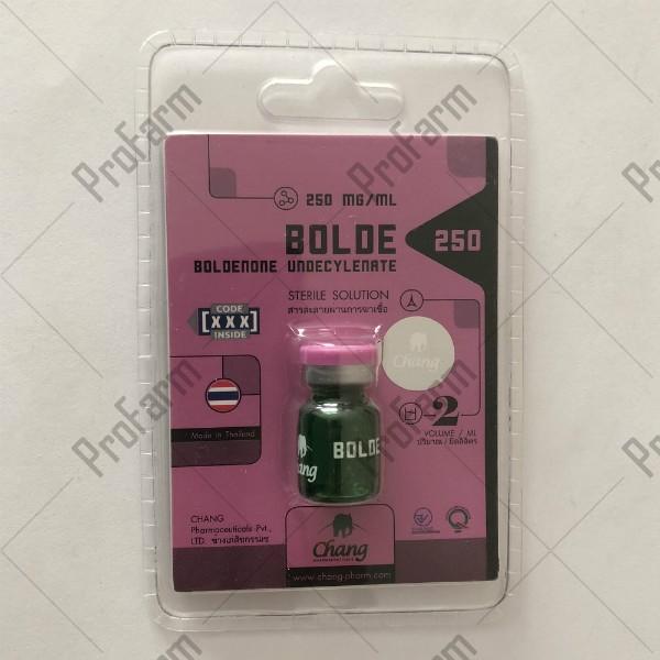 Bolde 250: что это?