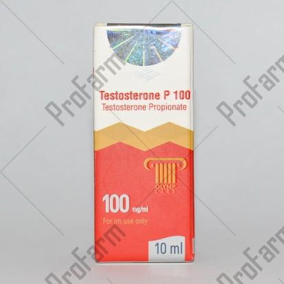 Testosterone P 100 100мг\мл - цена за 10мл.