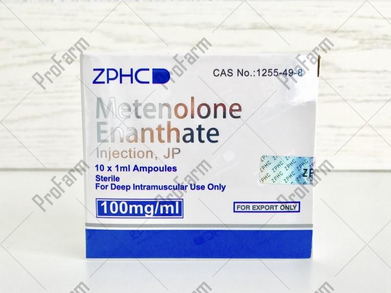 ZPHC METENOLONE ENANTHATE 100MG/1ML - ЦЕНА ЗА 1 АМПУЛУ