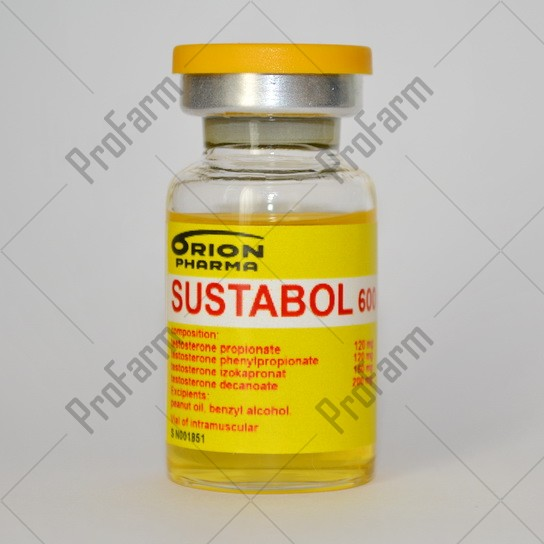 Sustabol 600mg/ml