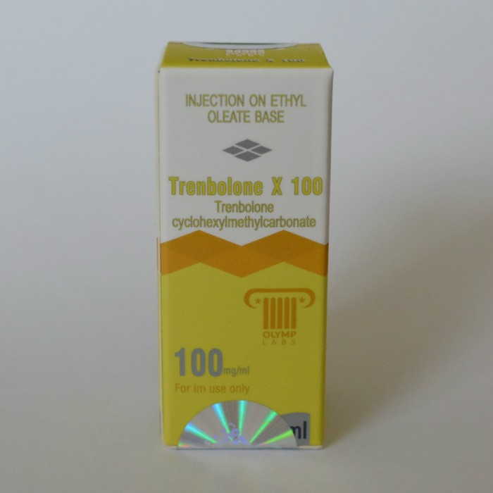 Trenbolone X 100, 100mg/ml - цена за 10 мл
