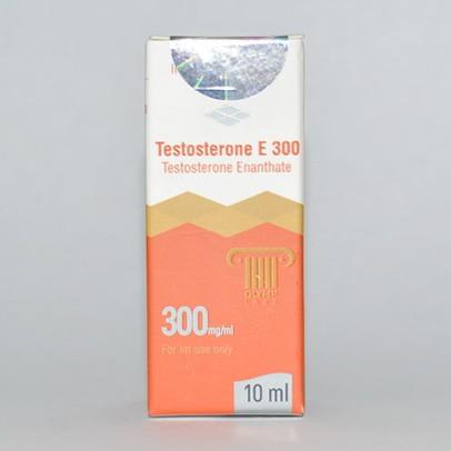 Testosterone E 300 300мг\мл - цена за 10мл.