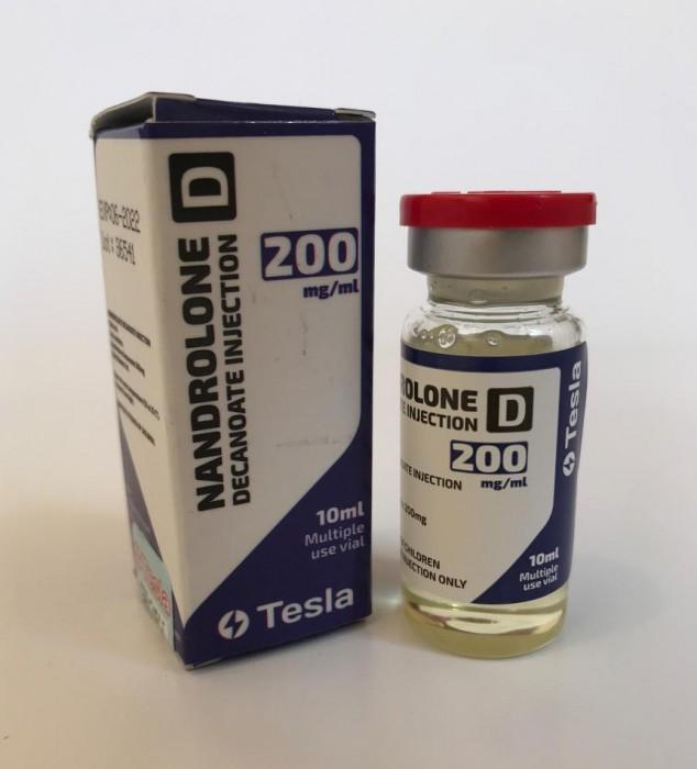 Nandrolone D injection 200mg/ml - ЦЕНА ЗА 10МЛ