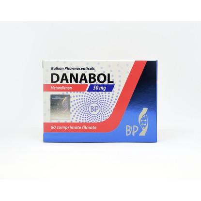 Danabol 50mg/tab - цена за 20 таб