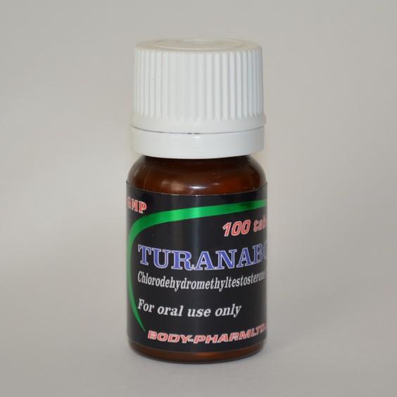 Turanabol 10mg/tab - цена за 100 таблеток.