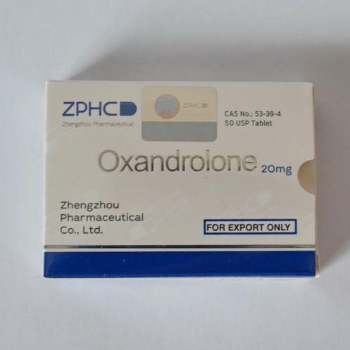 Oxandrolone 20mg/tab - цена за 25 таб.