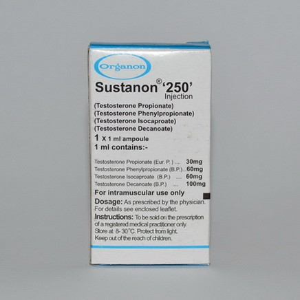 Sustanon 250, 250mg/ml - ЦЕНА ЗА 1 АМПУЛУ