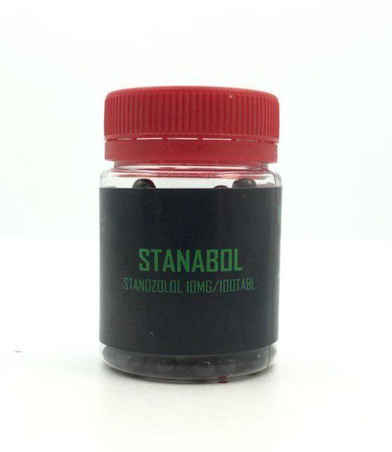 STANABOL 10MG/CAP - цена за 100 капсул