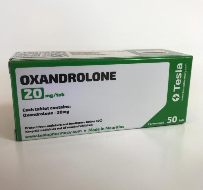OXANDROLONE 20MG/TAB - ЦЕНА ЗА 10ТАБ